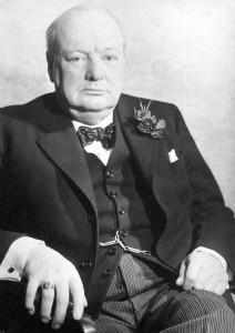 "Sir Winston Churchill ""Winnie"""